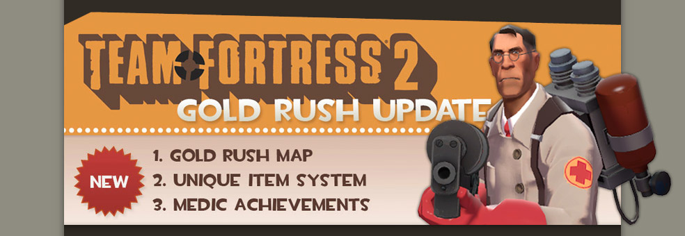 Team Fortress 2 - 119th Update!