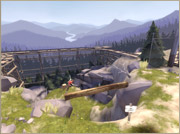 Map called arena_lumberyard