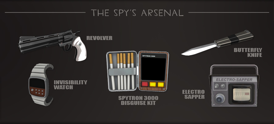 Team Fortress 2 Spy