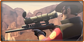 Evento Team Fortress (tf2) faz sucesso no servidor. Sniper_over