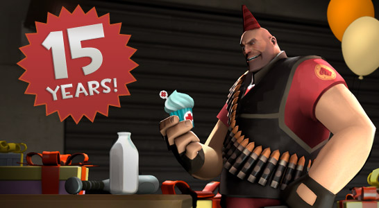 Team Fortress 2 – Tf2 Birthday Card