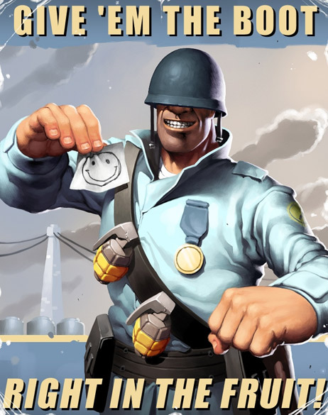 http://www.teamfortress.com/images/posts/poster_1st_small.jpg