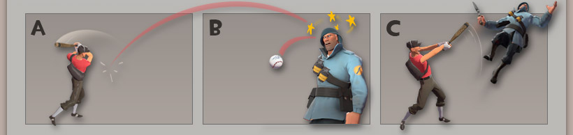 TF2 Scout Update - The Sandman